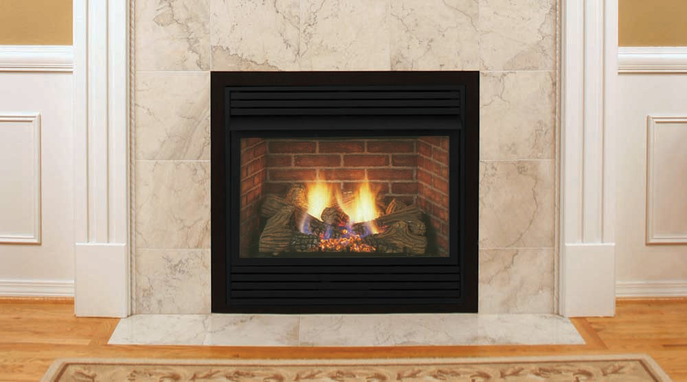 Gas Fireplace Vented Vs Ventless Vented And Vent Free Gas Fireplaces Non Vented Gas Fireplaces