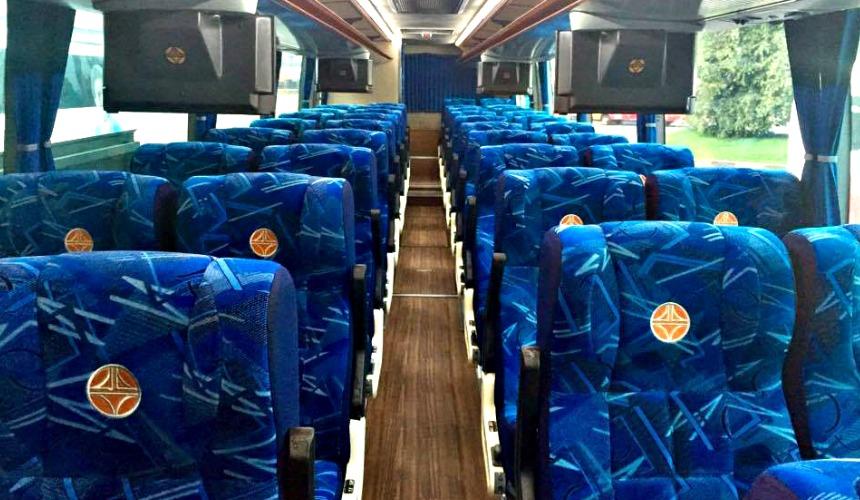 Autobusu nuomos paslaugos