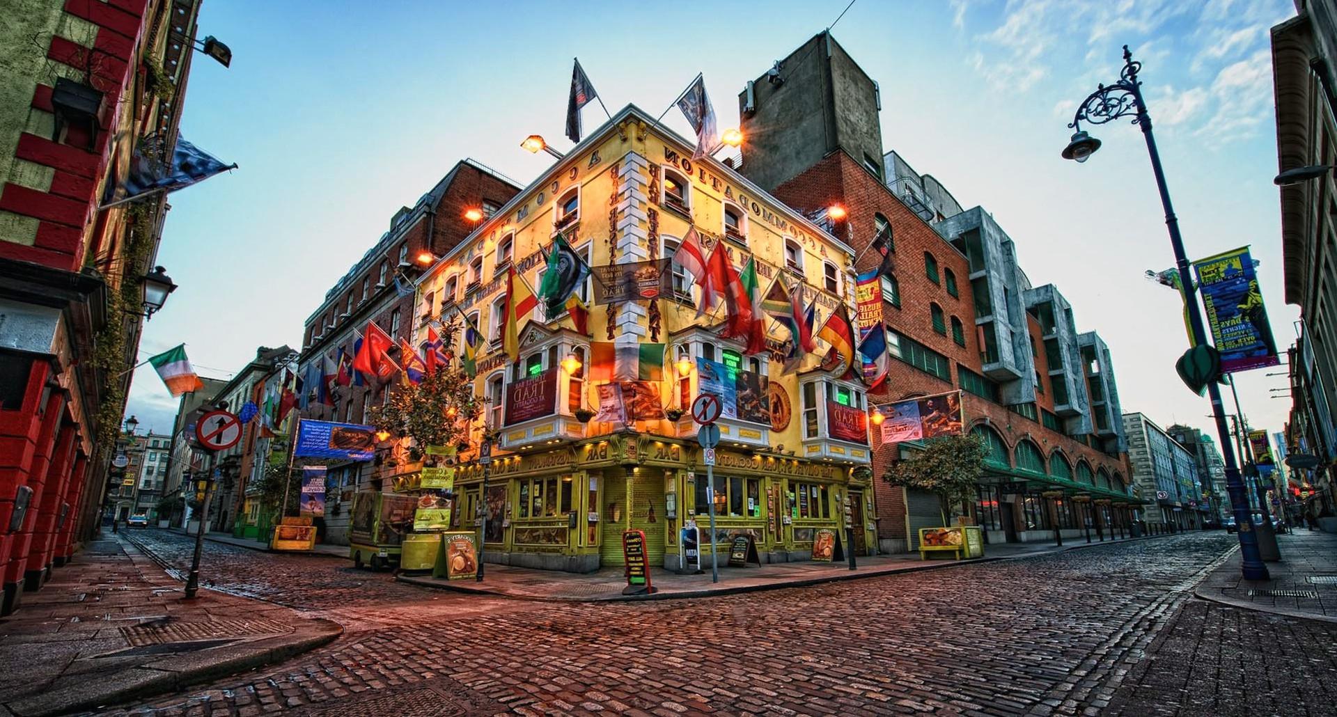Vilnius Dublinas